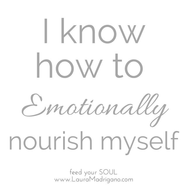 emotional nourish