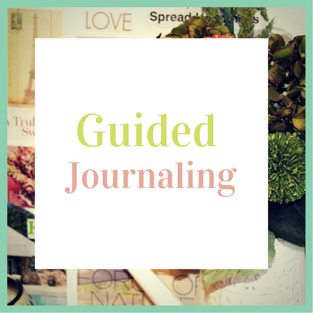 Journaling-What Needs Healing?
