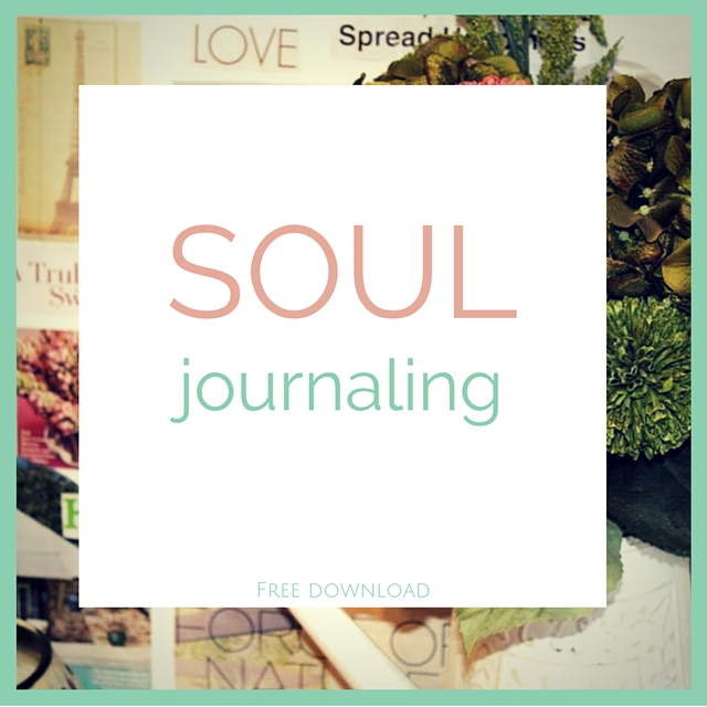 Soul Journaling