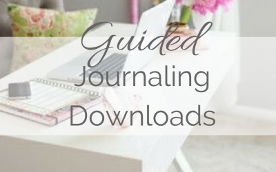 What are Guided Journaling Downloads?