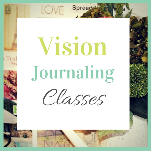 Vision Journaling Class