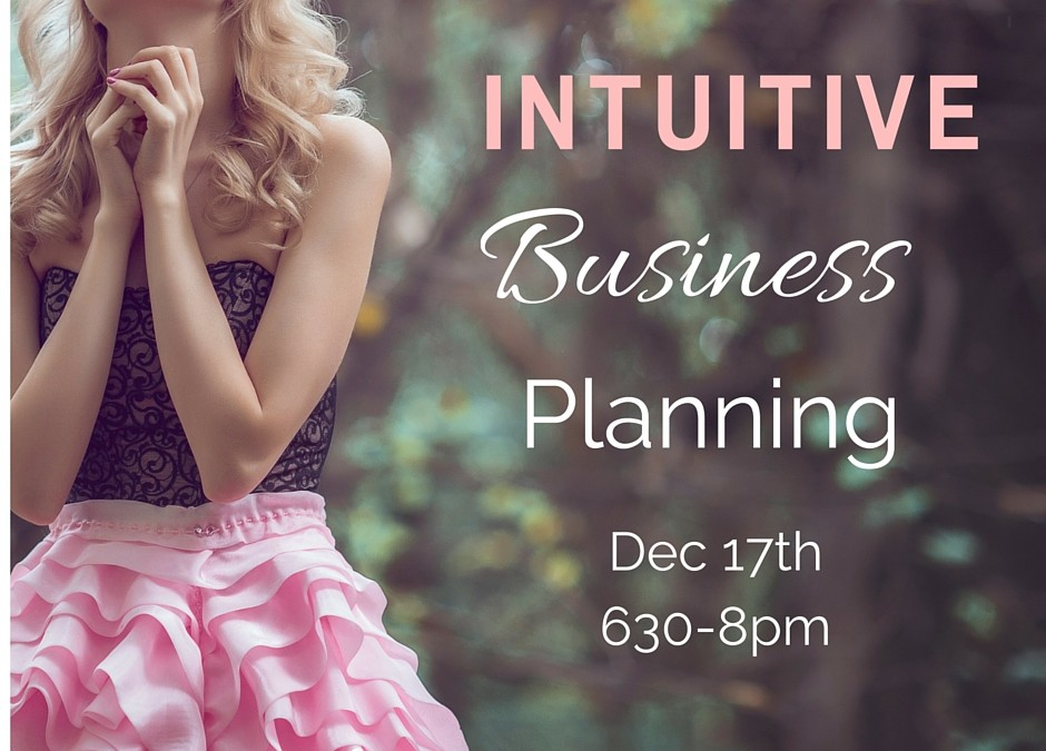 Intuitive Business Planning