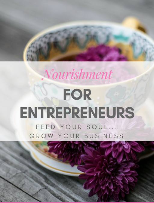 Entrepreneurs Need a Special Kind of Nourishment