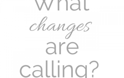 What changes are calling?