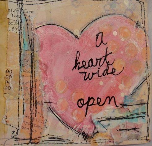 A Heart Wide Open