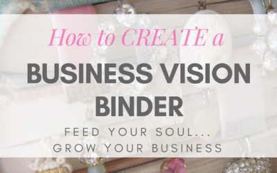 What is a Business Vision Binder