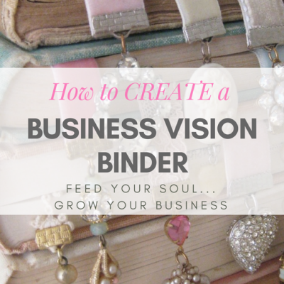 how to create a biz vision binder (2)