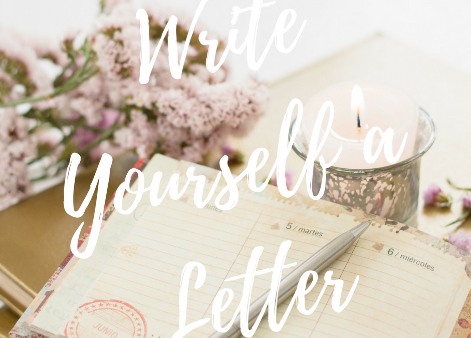Write Yourself a Letter