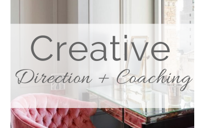 Creative Direction and Coaching