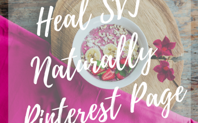 My Heal SVT Naturally Pinterest Page