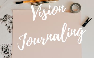 Vision Journaling