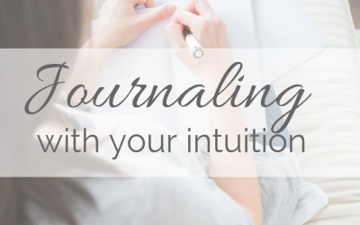 Journaling with Your Intuition