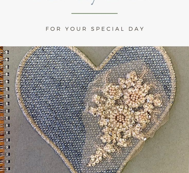 Wedding Journals + Memory Books for Your Special Day